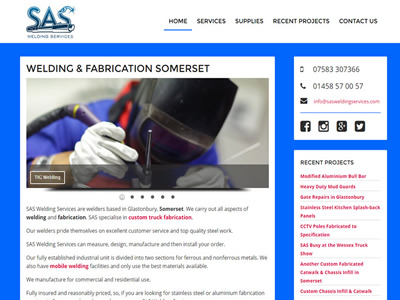 SAS Welding Services Thumbnail